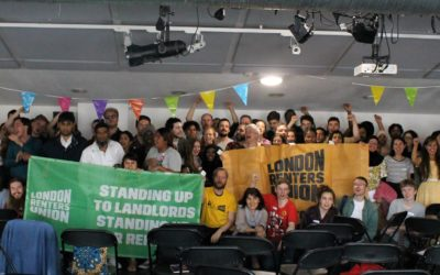 Rent debt and evictions info and solidarity meeting – August 12