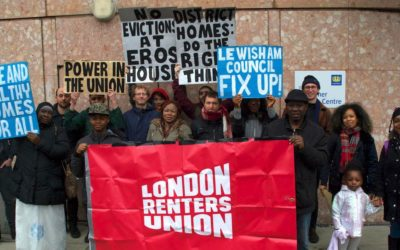 LRU members at Eros House continue to face serious safety issues