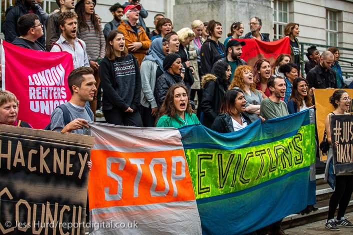 August 24: London-wide day of action against evictions!