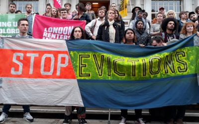 Unions and renter groups call for urgent action on rent debt crisis