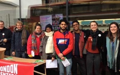 Help us build the power of renters – join us for door knocking and street stalls